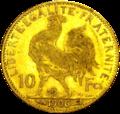 10 francs Coq avers.png