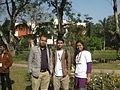 10th Anniversary Celebration of Bengali Wikipedia in Jadavpur University, Kolkata, 9-10 January, 2015 33.JPG