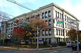 Union Hill High School - Image: 11.19.11Union Hill Middle School By Luigi Novi