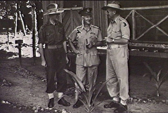 11th Division commander at Dobodura 1943