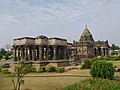 12th century Mahadeva temple, Itagi, Karnataka India - 87.jpg