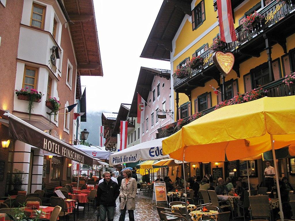 Zell Am See Hotel Direkt Am See