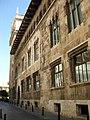 134 Palau de la Generalitat Valenciana, pl. Manises - c. Batlia.JPG
