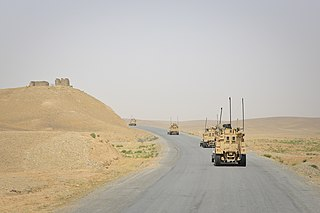 Grishk Place in Helmand Province, Afghanistan