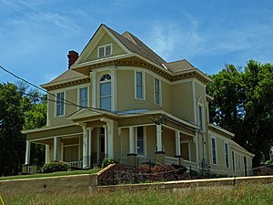 Cottage Hill Historic District - House at 143 Wilkinson Street
