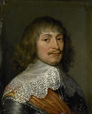 1606 Georg Friedrich Ludwig zu Nassau-Siegen