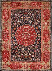 Persischer teppich  Perserteppich – Wikipedia