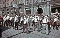 17. Mai-feiring i Olav Tryggvasons gate (ca. 1955) (8134726632).jpg