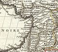 1724 De L'Isle Map of Persia (Iran, Iraq, Afghanistan) - Geographicus - Persia-delisle-1724. I.jpg