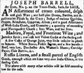 1775 Barrell MassachusettsSpy March9 Boston.png