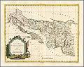 1782 map - La Croazia, Bosnia, e Servia di nuova Projezione.jpg