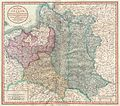 1799 Cary Map of Poland, Prussia and Lithuania - Geographicus - Poland-cary-1799.jpg