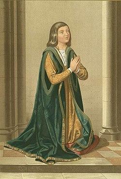 1855-1864, Iconografía española, tomo II, Estampa 60, El príncipe don Juan de Aragón, hijo de los Reyes Católicos (cropped).jpg