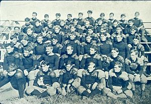 1903 Purdue Boilermakers football team - Image: 1903 Purdue football team