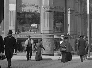Summer Street (Boston) - Summer Street, Boston, 1904