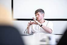 190723 Robin Carhart-Harris, Centre for Psychedelic Research meeting.jpg