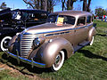 1938 Hudson six sedan Hershey 2012 a.jpg