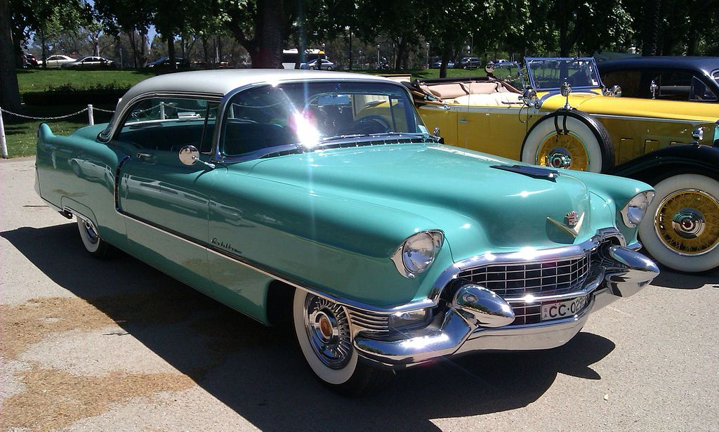 File 1955 Cadillac Series 62 Coupe Jpg Wikimedia Commons