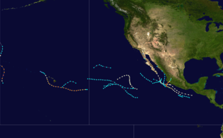 1959 Pacific hurricane season hurricane season in the Pacific Ocean
