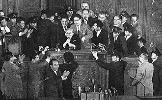 Treaty of Mutual Cooperation and Security between the United States and Japan - 1960 protests against the United States-Japan Security Treaty