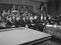 1961 World Three-cushion Championship, the participants, Bestanddeelnr 912-3709.jpg