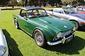 1963 Triumph TR4 Roadster (25909077601).jpg
