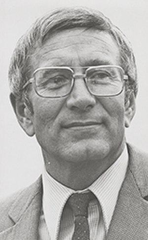 Jim Weaver (Oregon politician) - 1975 congressional photo, official photo from Weaver's first term as Congressman.