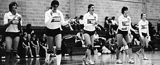 Pittsburgh Panthers women's volleyball - The 1978 Pitt volleyball team, coached by Mike Hebert and playing home games at Trees Hall, was the school's first to win the Eastern regional championship and advance to the collegiate volleyball national championships, then held by the AIAW, where they finished 13th in the nation