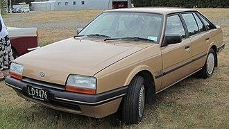 Ford Telstar - Ford Telstar TX5 (AR) GL hatchback