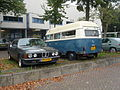 1985 BMW 728i Automatic & 1973 Mercedes-Benz L 306 D (8890051881).jpg