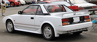 Toyota MR2 - 1986 MR2 AW11