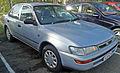 1996-1999 Toyota Corolla (AE101R) CSi sedan 01.jpg