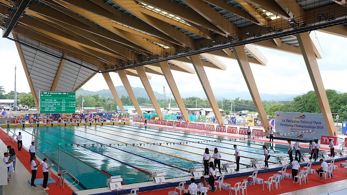 List Of Long Course Swimming Pools In The Philippines Wikipedia
