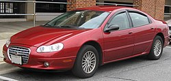 Chrysler Concorde Limited (2002-2004)