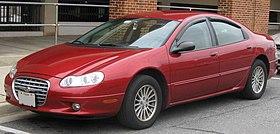 Chrysler Concorde - Wikipedia- Wikipedia