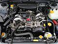 2004 Subaru Impreza Sport Wagon EJ15 engine.jpg