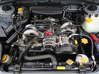 Subaru EJ engine - Subaru EJ15 engine (2004 Impreza)