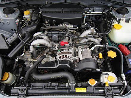 subaru ej15 engine (2004 impreza)