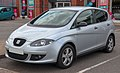 2007 SEAT Altea Reference TDi 1.9 Front.jpg