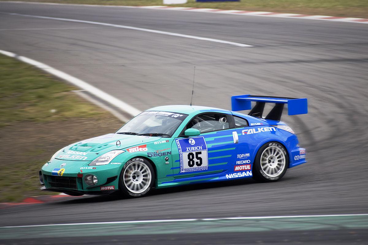 2008 - Nissan Z 33 Fairlady.jpg