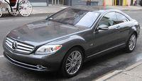 Mercedes-Benz CL-Class thumbnail