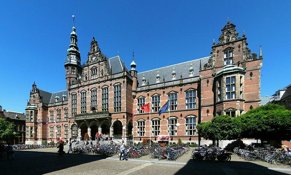 20090529 Academiegebouw Groningen NL