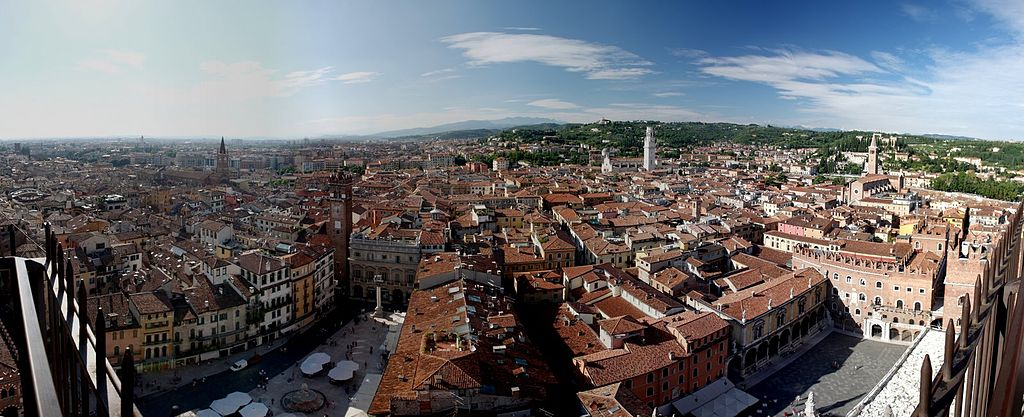 Verona, View from the Campanile
