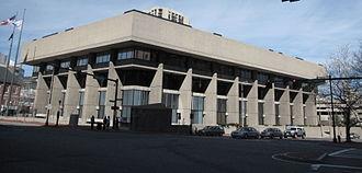 Government Center, Boston - Government Service Center