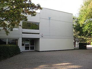 Kardinal-Frings-Gymnasium Private school in Bonn-Beuel, Germany, North Rhine-Westphalia