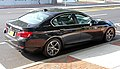 2012 BMW ActiveHybrid 5, rear right (East Hampton).jpg