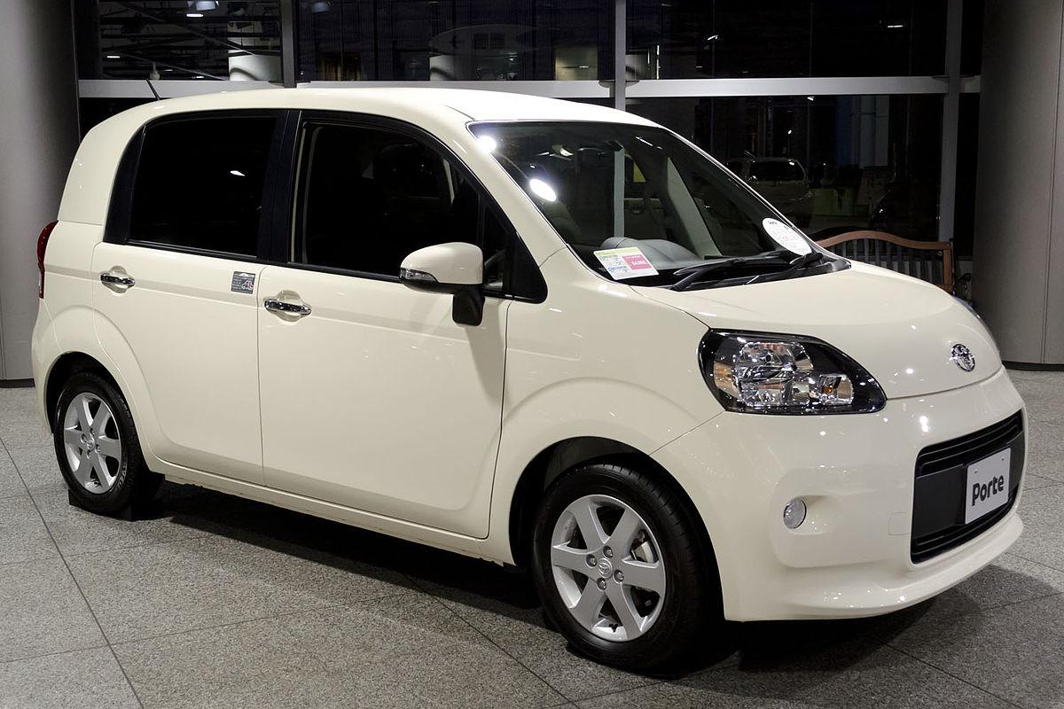 Toyota Porte Vikipedi