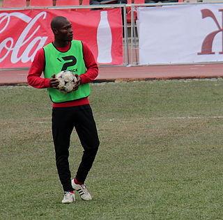 David Tetteh Ghanaian born Kyrgyzstani footballer (1985-)