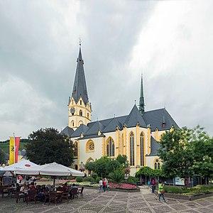 Bad Neuenahr-Ahrweiler - Ahrweiler, St. Laurentius Church