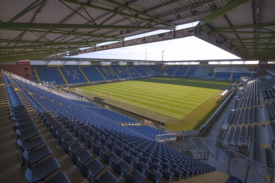 The Rat Verlegh Stadium in 2013